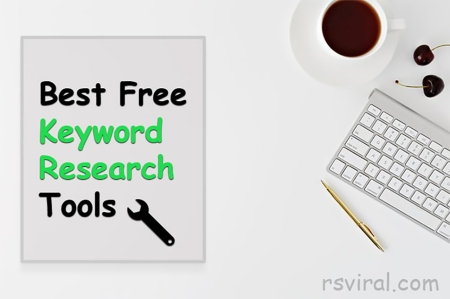5 Best Free Keyword Research Tools 2019