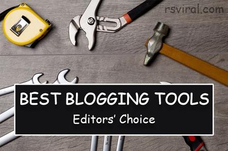 Best blogging tools 2019